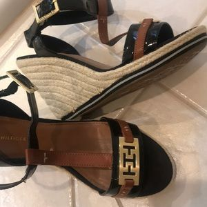 Beautiful Tommy Hilfiger Wedge Shoes